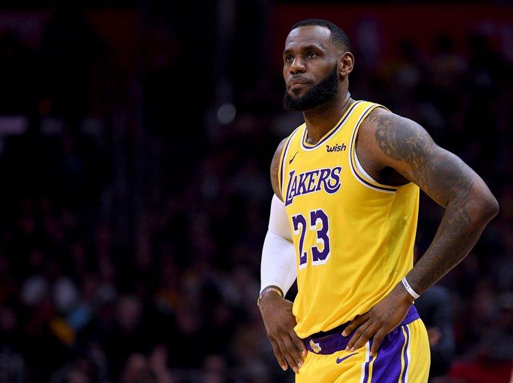 LeBron James este pregătit pentru relaurea NBA